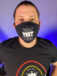"""Yeet"" Face Mask (3-Pack)"