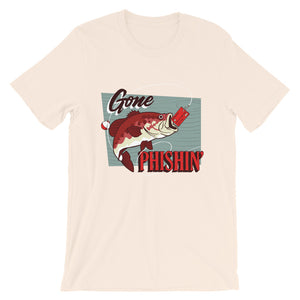 """Gone Phishin"" T-Shirt"