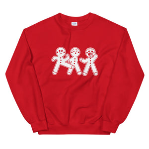 """Gingerbread Baddies"" Sweatshirt"