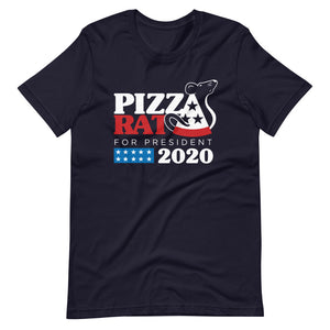 """Pizza Rat 2020"" T-Shirt"