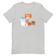"Load image into Gallery viewer, ""Wake n' Bake Breakfast"" T-Shirt"