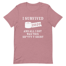"Load image into Gallery viewer, ""I Survived 2020"" T-Shirt"
