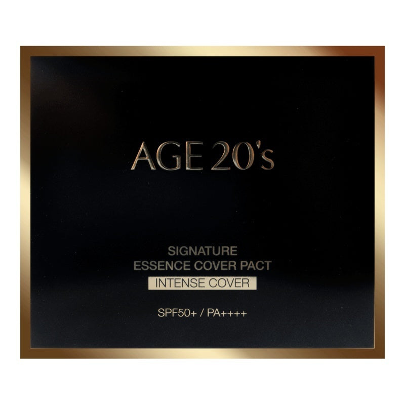 AGE 20's Signature Essence Cover Pact [ iRed Exclusive Bundle ] [ FREE SHIPPING ]