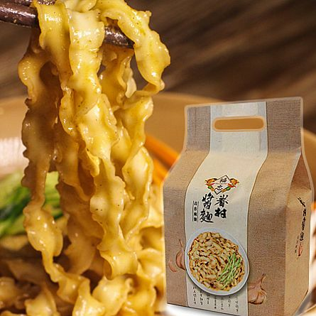 FU CHUNG Village Dry Noodles  [ Limited Edition Variety 6-Pack 24 Serving ] FREE SHIPPING