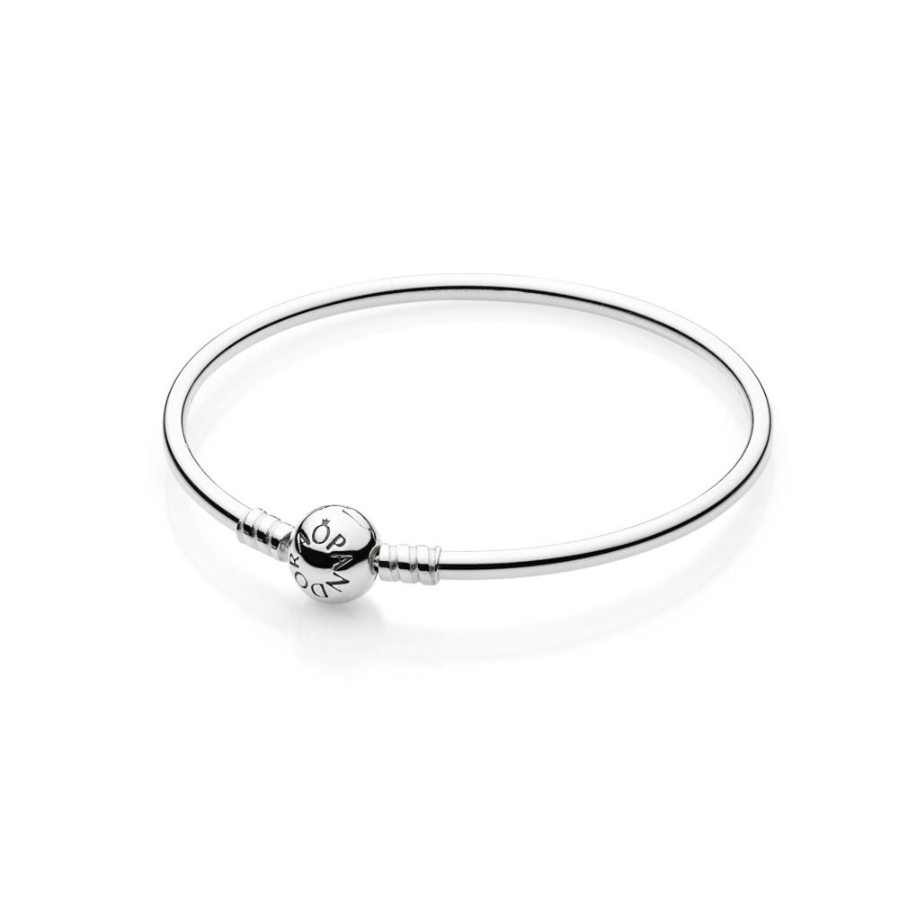 PANDORA Moments Charm Bangle. Galaxy Spacer [ FREE SHIPPING ]