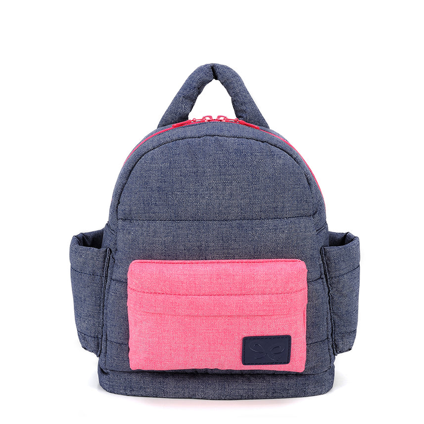 CiPU Matching Baby Bag - Denim Pink (Small) [ FREE SHIPPING ]