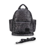 CiPU Matching Baby Bag - Black Tweed ECO (Small) [ FREE SHIPPING ]