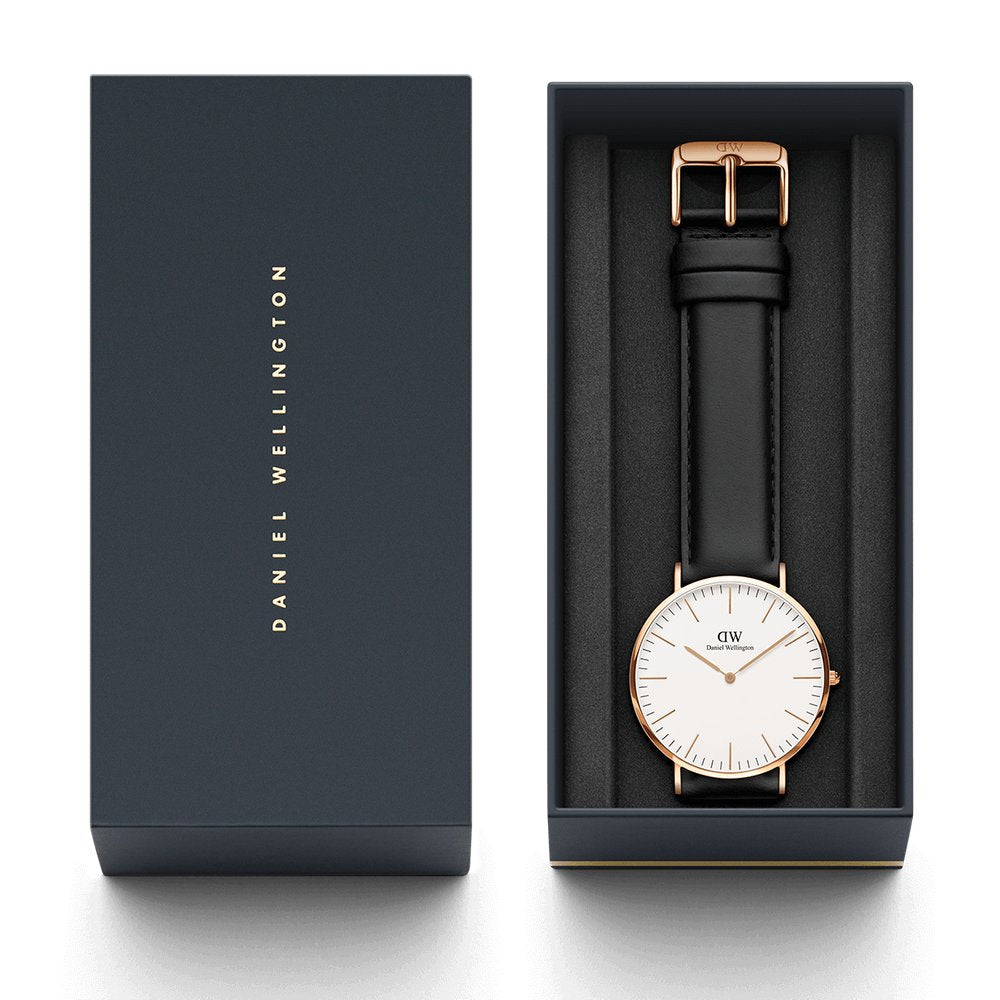 Daniel Wellington CLASSIC 40MM SHEFFIELD Watch [ FREE SHIPPING ]