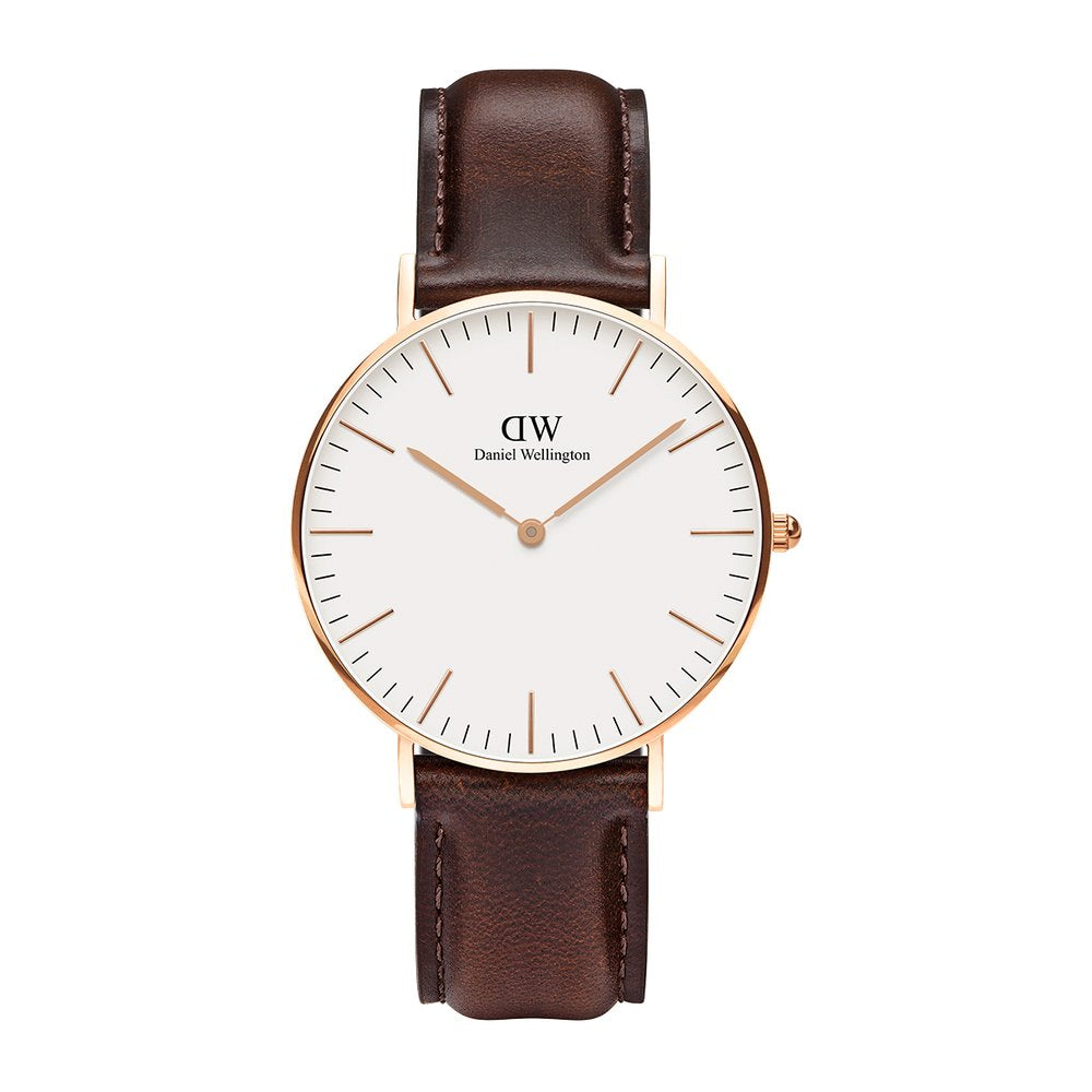 Daniel Wellington CLASSIC 36MM BRISTOL Watch [ FREE SHIPPING ]