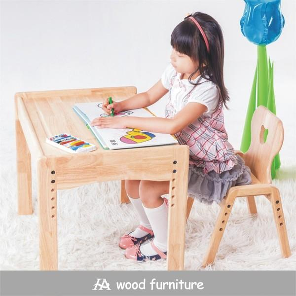 【PRE-ORDER】Grow with Me Bundle (Table + Kid's Chair) FREE SHIPPING