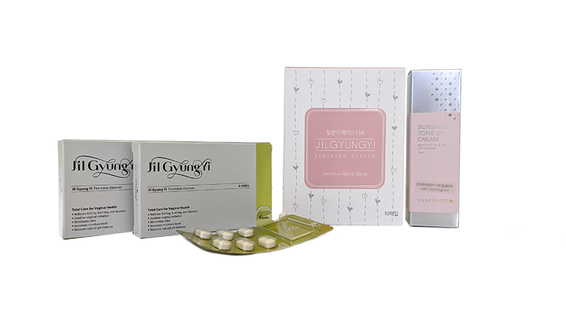 JILGYUNGYI Feminine Private Care [ iRed Exclusive Bundle ] [Free Shipping]