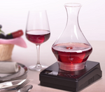 Winebetter smart wine decanter with built-in Bluetooth stereo speakers [ FREE SHIPPING ]