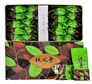 FREE SHIPPING! [ EXCLUSIVE ] ohBear Mooncake 2 Box + Tea Qing Xiang TieGuanYin 1 Box