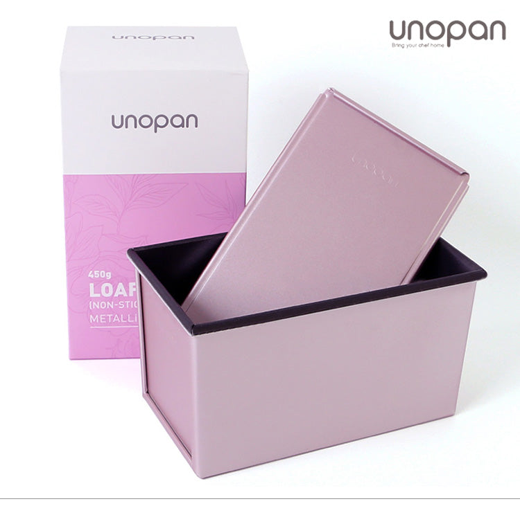 UNOPAN 450g Loaf Pan Non-Stick