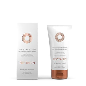 REVITASUN TINTED LOTION