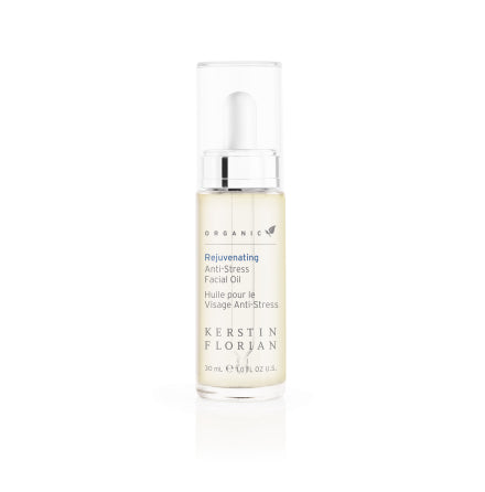 Rejuvenating Anti-Stress Facial Oil, 30 ml
