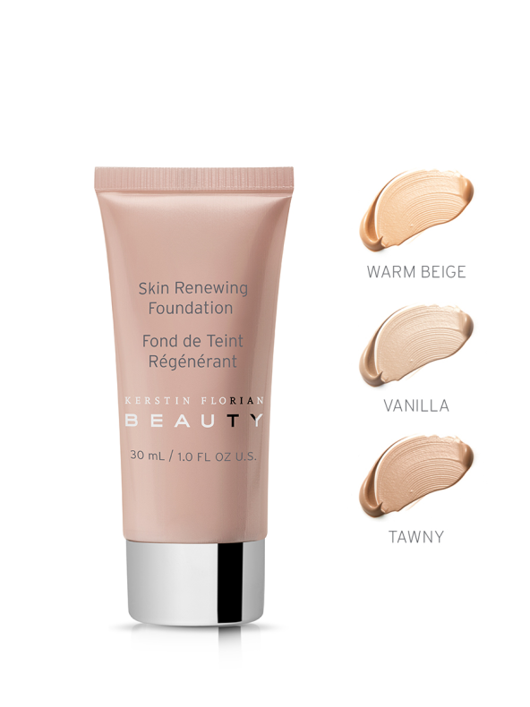 Skin Renewing Foundation, VANILLA, 30 ml