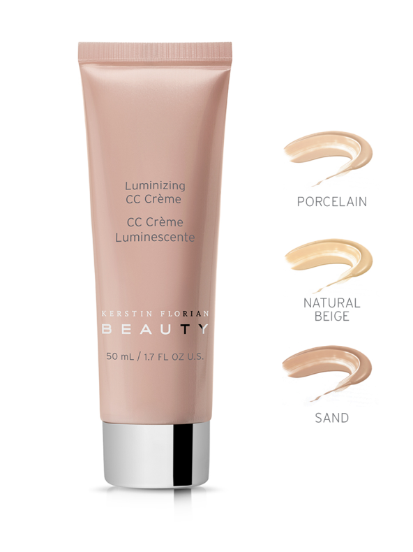 Luminizing CC Crème, NATURAL BEIGE, 50 ml