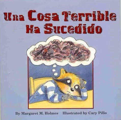 LIBRO. Una cosa terrible ha sucedido