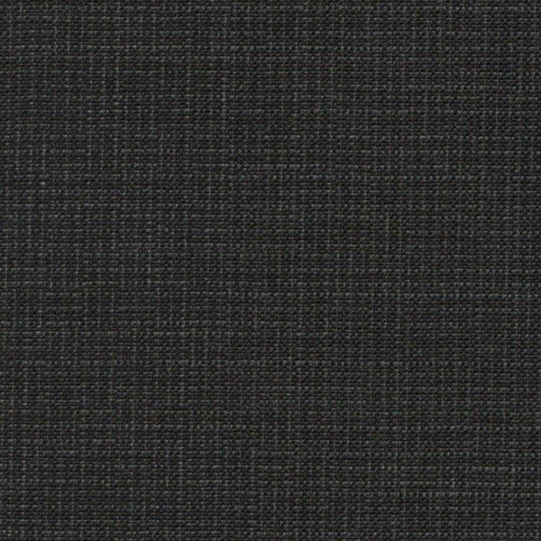 Holland & Sherry Sherry Stretch Charcoal Linear Small Neat Effect 138318