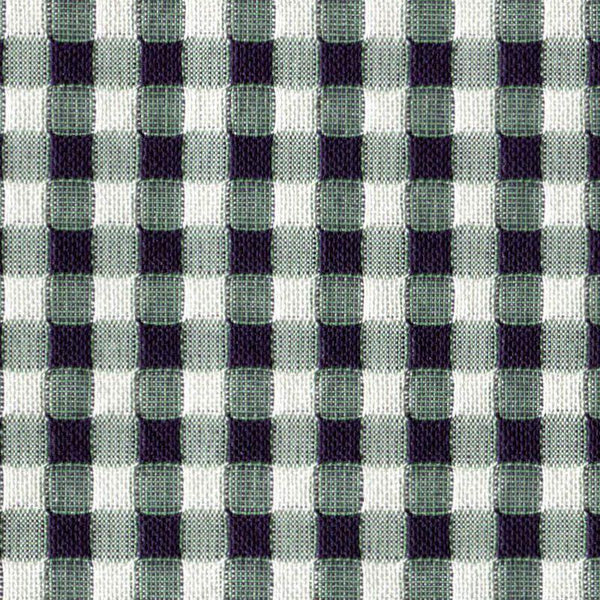 Holland & Sherry Key West Green/Navy Diced Weave 3/8 x 7/16 inch 166002
