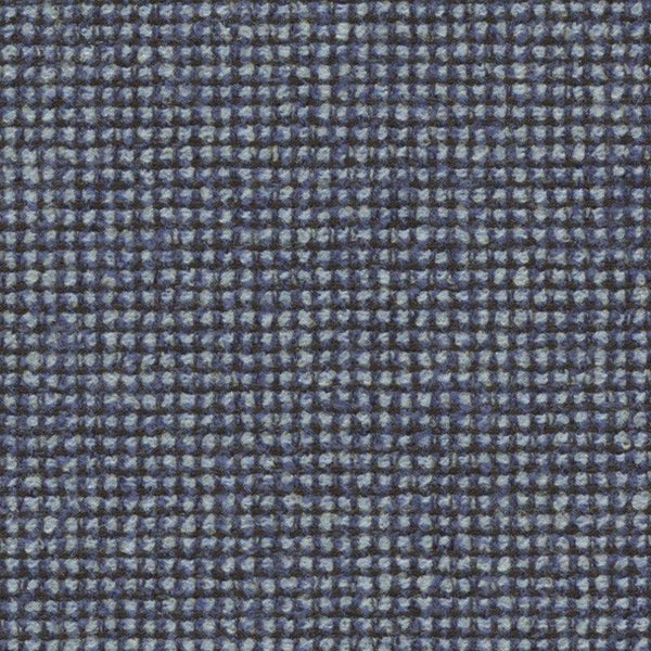 Holland & Sherry Oceania Light Blue Small Neat Effect 168206