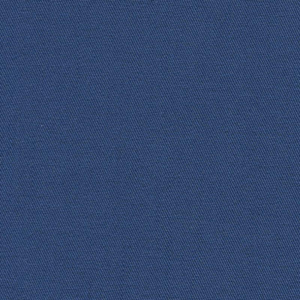 Holland & Sherry Luxury Cotton Classic Blue Solid 177001