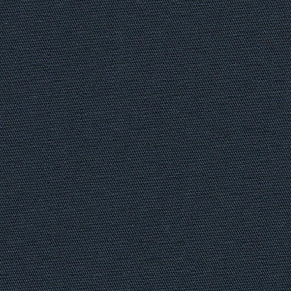 Holland & Sherry Luxury Cotton Classic Midnight Solid 177003