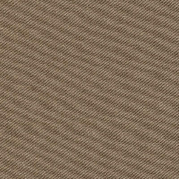 Holland & Sherry Luxury Cotton Classic Dark Tan Solid 177011