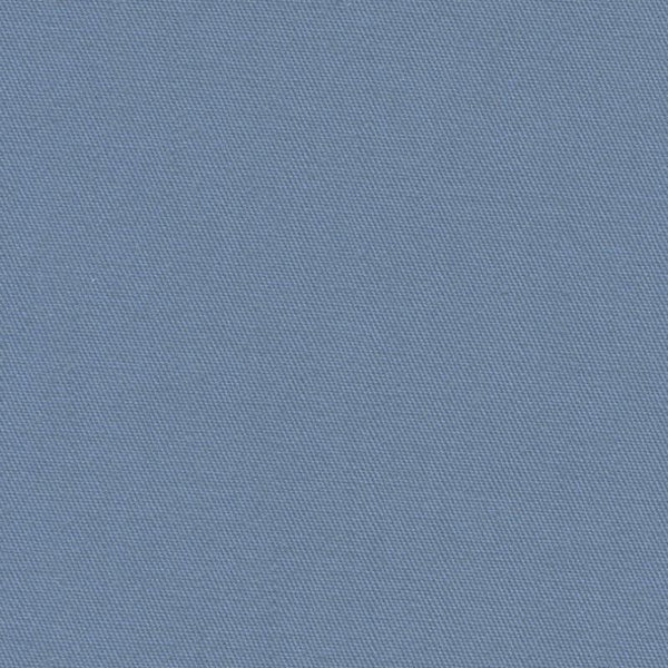 Holland & Sherry Luxury Cotton Classic Light Blue Solid 177104