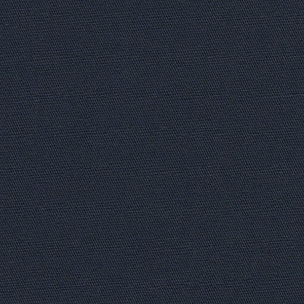 Holland & Sherry Luxury Cotton Classic Navy Solid 177107