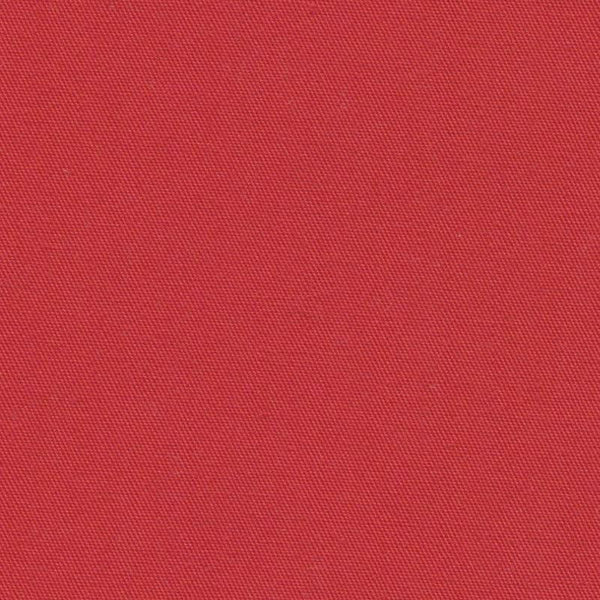 Holland & Sherry Luxury Cotton Classic Red Solid 177110