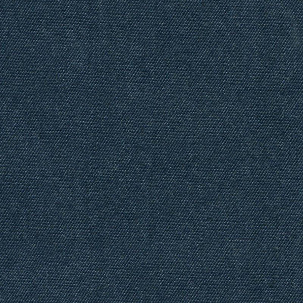 Holland & Sherry Luxury Cotton Classic Blue Denim Solid 177300