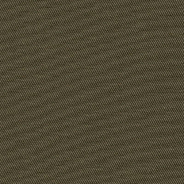 Holland & Sherry Luxury Cotton Classic Dark Olive Solid 177502