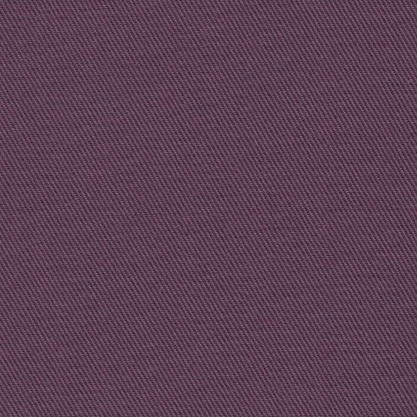 Holland & Sherry Luxury Cotton Classic Mauve Solid 177513