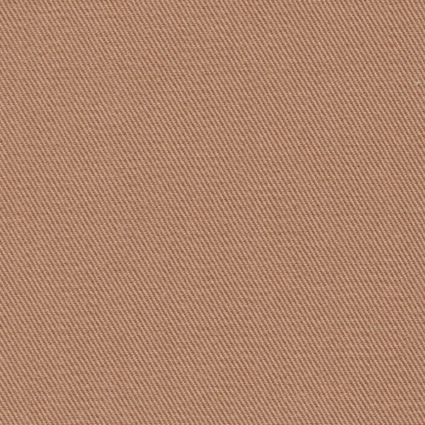 Holland & Sherry Luxury Cotton Classic Dark Tan Solid 177706