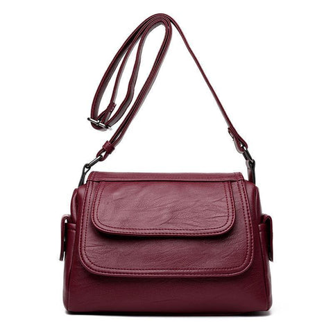 Fashion Crossbody Bags Single Shoulder Red / One Size Bag