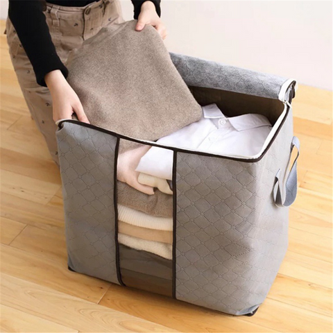 Household Quilt Clothes Finishing Storage Bag