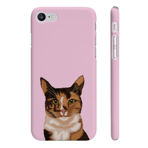 Custom Pet Portrait Phone Case