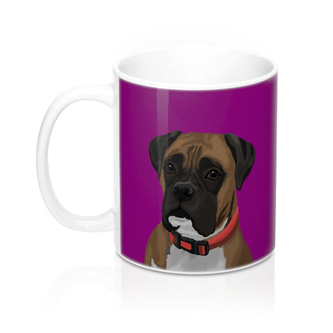 Pet Portrait Mug 11oz
