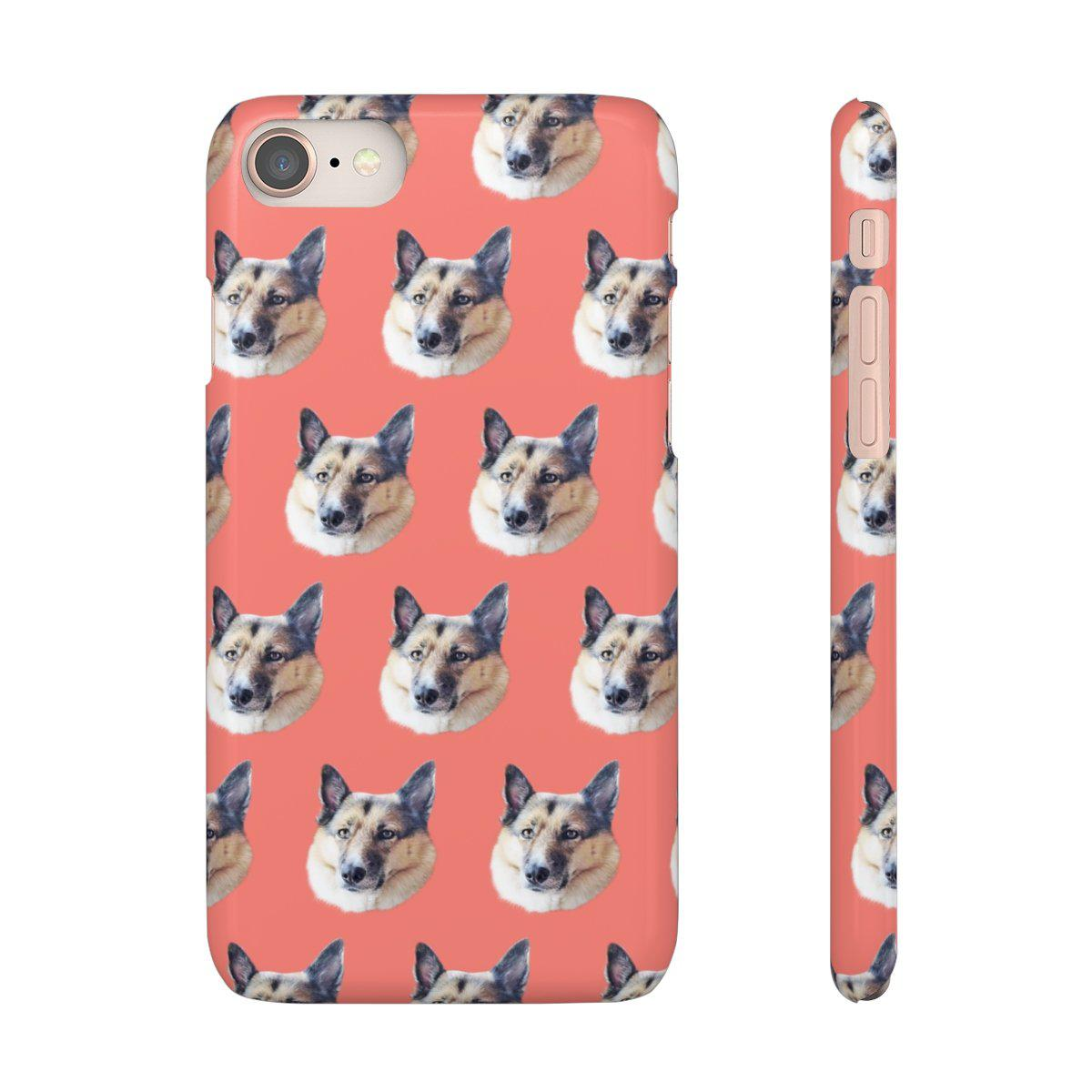 Your Dog on Your Phone Case