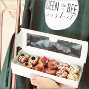 The Dapper Doughnut Home Delivery (24 Mini Doughnuts)