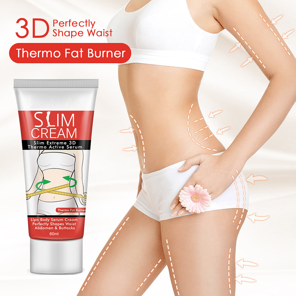 New Generation Body Slimming Cream Leg Body Waist Effective Anti Cellulite Fat Burning Weight Loss Cellulite Removal Cream 5