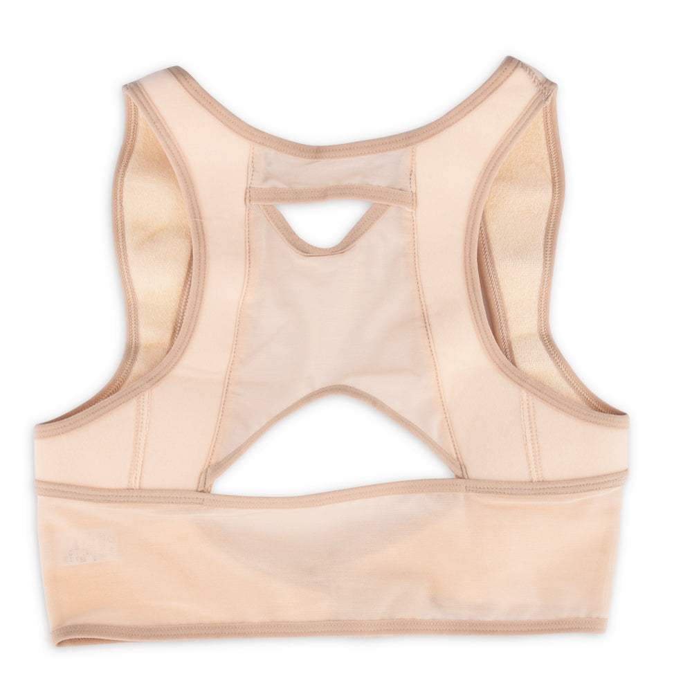 Bzeey Main Image 2-2018 Newest Women Back Posture Correction Corset Orthopedic Upper Back Shoulder Spine Posture Corrector Clavicle Support Belt