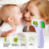 Bzeey Main Image 6-Baby Adult Digital Infrared Forehead Thermometer Multifunctional Body Object Dual Mode Non-Contact Fever Body Thermometer