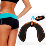 Bzeey Main Image 1-EMS Hips ABS Muscle Stimulator Remote Control Rechargeable Hip Trainer Buttocks Butt Lifting Lift Up Body Sculpting Massager