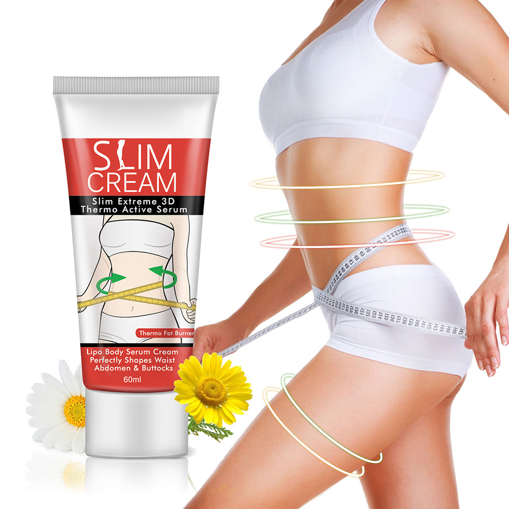 Bzeey Main Image 1-New Generation Body Slimming Cream Leg Body Waist Effective Anti Cellulite Fat Burning Weight Loss Cellulite Removal Cream