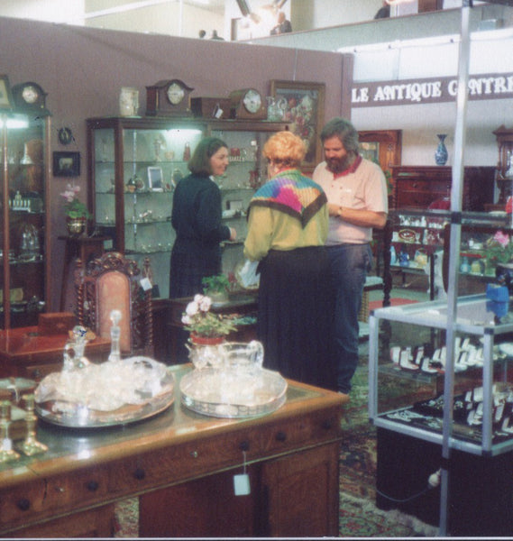 Bloomsbury Antiques in the 1980's
