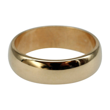 Vintage 9ct Yellow Gold Wedding Ring