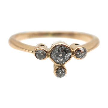 Victorian 18ct Gold Diamond